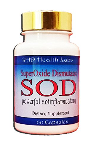 Amazon.com: Sod antioxidante anti-inflammatory Cápsulas ...
