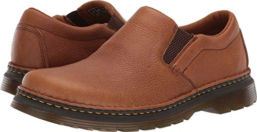 Dr. Martens Men's Boyle Loafer tan 11 Regular UK (12 US) ()