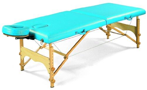 - 3B Scientific W60601G Green Basic PorTable Massage Table, 72.5