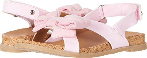 UGG Girls K Fonda Flat Sandal, Seashell Pink, 13 M US Little Kid