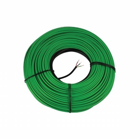 WarmlyYours 251 ft. Snow Melting Cable, for Embedding in Concrete, Asphalt and Mortar under Pavers (240V)
