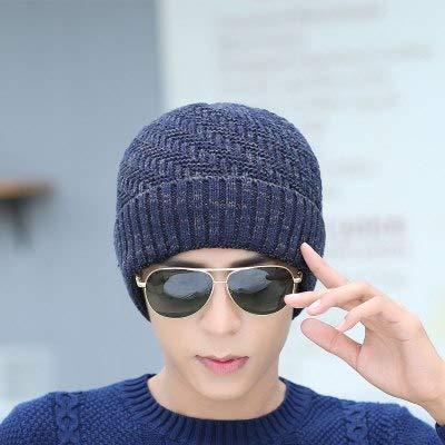 fe9e1ccfd5d HOKUGA Winter Hats Skullies Gorros Winter Hat Gorros For Men Women Wool  Scarf Balaclava Mask Gorras Bonnet Knit Hat