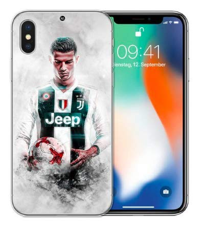 iphone 8 coque ronaldo