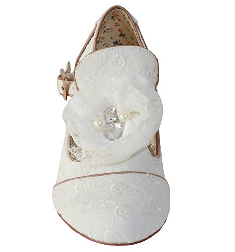 Donna Da Bridaldorothy Sposa Perfect Scarpe I7qHxw