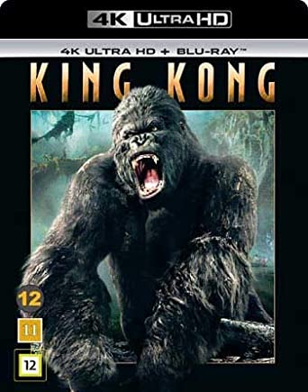 King Kong (2005) Torrent BluRay 4K Remux Dual Download Baixar - HD-Elite
