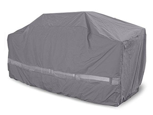 Covermates  Island Grill Cover  86W x 44D x 48H  Elite Collection  3 YR Warranty  Year Around Protection - Charcoal