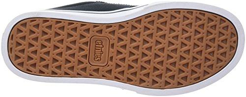 Etnies Jameson 2 Eco, Zapatillas de Skateboard, Unisex Niños Azul (Navy/Blue/White424)