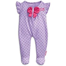 American Girl - Bitty Baby - Purple Daisy Sleeper for Dolls