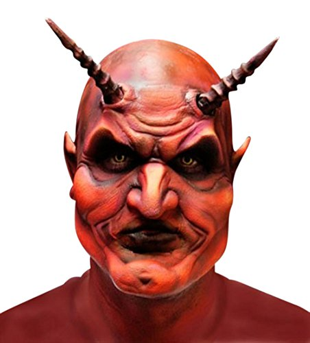 Woochie by Cinema Secrets Men's Devil Foam Prosthetics with Adhesive and Makeup