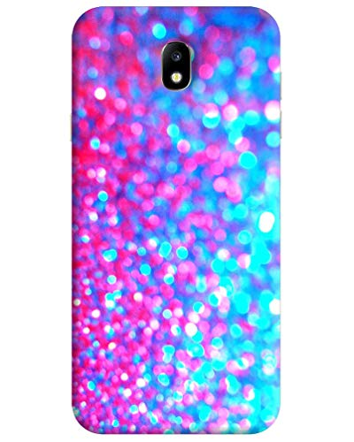 FurnishFantasy Plastic Back Cover for Samsung Galaxy J7 Pro  Multicolour