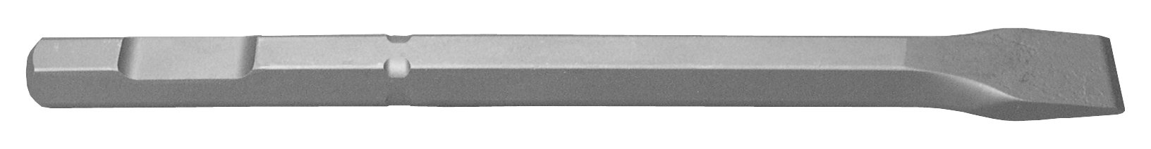 Champion Chisel, 3/4-Inch Hex Demo Shank, 20-Inch Long, Narrow, Flat Chisel