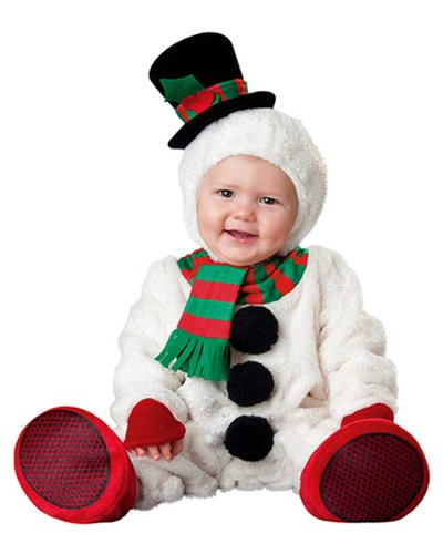 Silly (Snowman Costume Easy)