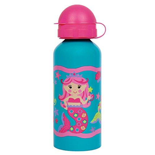 Stephen Joseph Stainless Steel Water Bottle,Mermaid