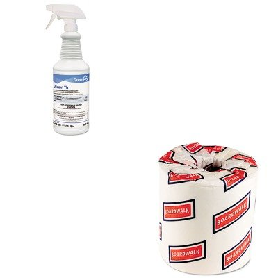 KITBWK6180DRA04743 - Value Kit - Diversey TB Disinfectant Cl