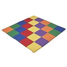 ECR4Kids Patchwork Toddler Play Mat