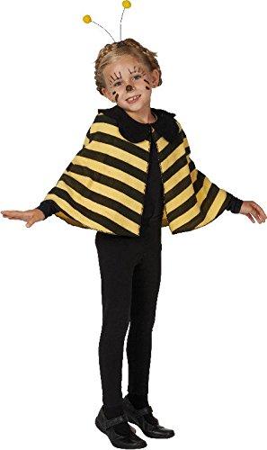Kinder Kostum Cape Biene Zu Karneval Fasching Bienenkostum Gr 92