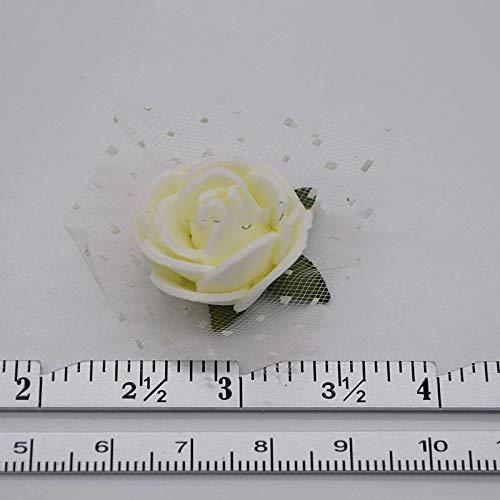 50PcsLot-2Cm-Diameter-Mini-PE-Foam-Rose-Head-Multicolor-Artificial-Silk-Flowers-Bouquet-for-Wedding-Party-Home-Decoration-Lake-Blue