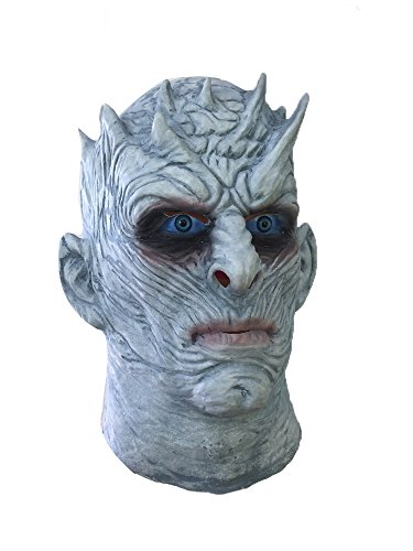 CCHLO Halloween Mask Scary Adults Night King Game of Thrones Novelty Full Head (Scary For Adults)