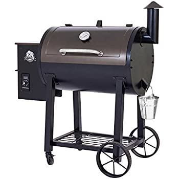 Amazon Com Pit Boss Wood Pellet Grill Amp Smoker Garden
