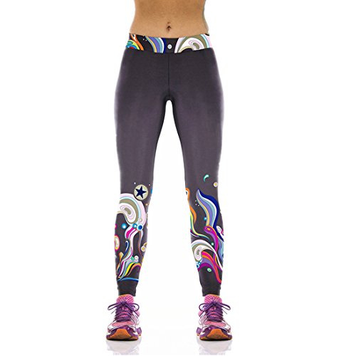 Uideazone Digital Galaxy Leggings Trousers product image
