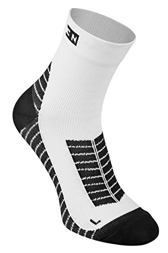 Freenord Mid Rose 1 De Compression Chaussettes Courir Fitness Compression PAK Cyclisme Run Fonctionnelle rfrwBEqS