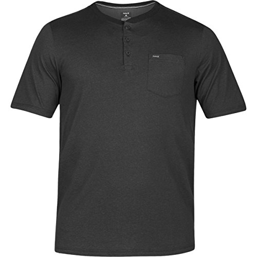 Hurley MKT0005460 Dri FIT Lagos Henley T Shirt product image