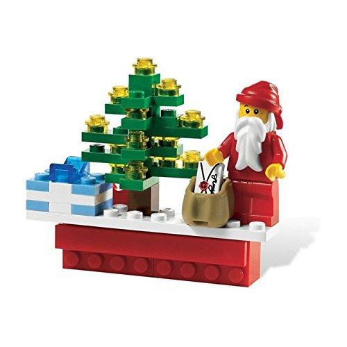 Lego Set Holiday Scene Magnet  853353