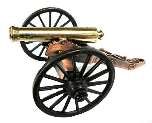 Miniature 1857 Napoleon Civil War Cannon- Bronze ()