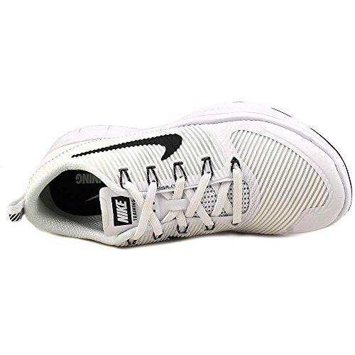 Nike Mens Treno Gratuito Versatilità Scarpe Da Corsa Bianco / Balck