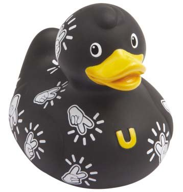 Pop Peace Luxury Duck By BUD