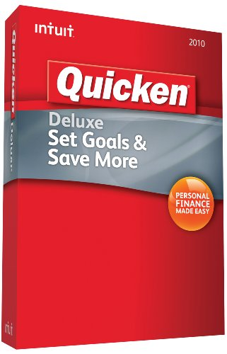 Quicken Deluxe 2010 [OLD VERSION]