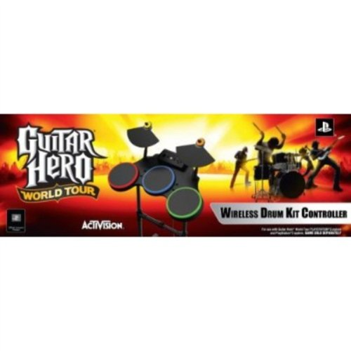 Activision PS2/PS3 Guitar Hero World Tour-Stand Alone Dru...