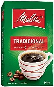 Café Tradicional Melitta Vácuo 500G