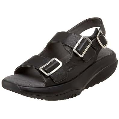 MBT Women's Salama Shoe,Black,42 1/3 M EU/ 11 B(M)