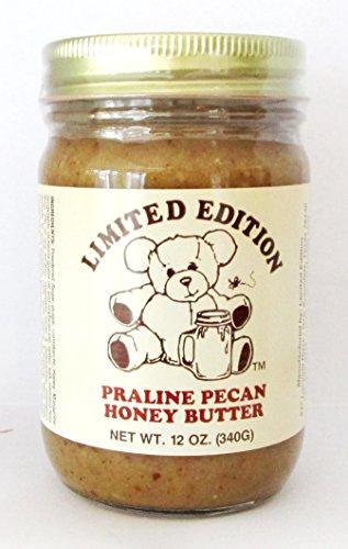- Limited Edition Praline Pecan Honey Butter - 12 Ounce