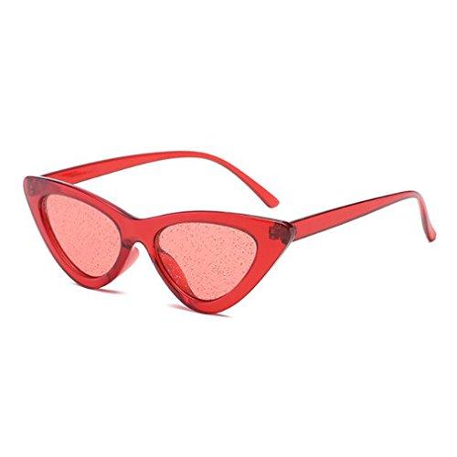 La 400 À Protection Élégant Cristal Eye Mode Unisexe Brillant C3 De Cat Luisant Lentilles Soleil UV Lunettes Rue Style Nouveau Lunettes f5qWTT