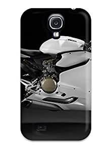 Defender Case For Galaxy S4, Ducati Motorcycle Pattern