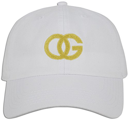 (OG Embroidered Dad Hat Custom Original Ganster Fashion Baseball Cap)
