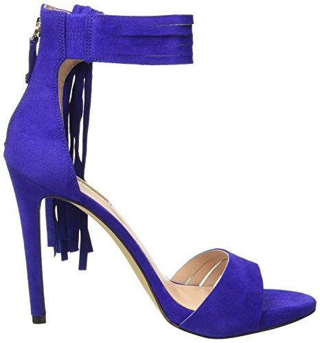 Guess Blu Donna Cinturino Tacco Col Aida Con A Scarpe Sue03 T Swnq4vTS