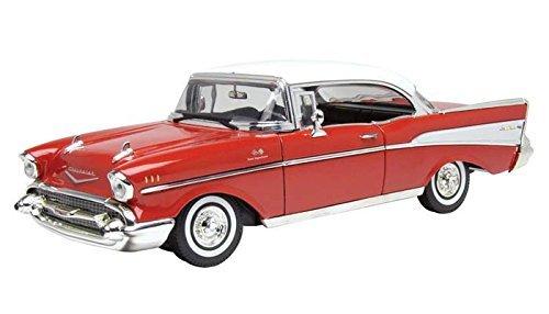 Motormax 1955 Chevy Bel Air Convertible Red (no.73184) ()