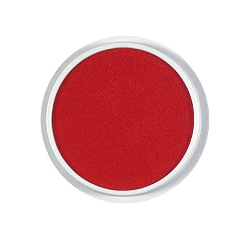 CENTER ENTERPRISES INC. JUMBO CIRCULAR WASHABLE PAD RED (Set of 6)
