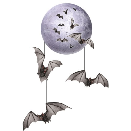 Beistle Halloween Mobile Hanging Party Decorating Item, 30-Inch ()