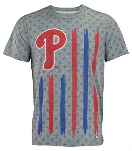 lag Tee, Philadelphia Phillies Small ()