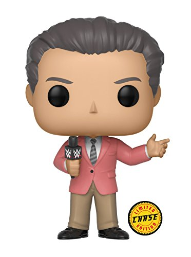 Funko POP! WWE Mr. McMahon 3.75'' CHASE VARIANT Vinyl Figure by Funko