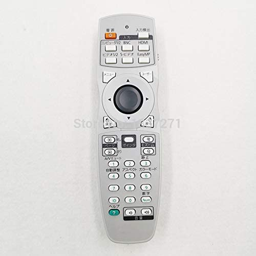 Calvas Original Remote Control for epson PowerLite G5150NL G5350NL G5200WNL projectors