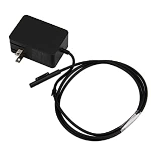 YIPBOWPT Surface Pro 4 M3 Charger,15V/1.6A 24W OEM Replacement Power Adapter Supply for Microsoft Windows Surface Pro 4 Core M3 Model 1735 Tablet