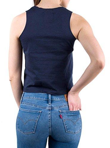 Camiseta Superdry Stripe Logan Azul Azul
