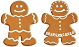 Kitchen & Housewares : Beistle 10-Pack Mini Gingerbread Cutouts for Parties, 5-Inch