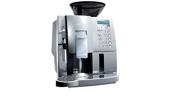 WIK 9751D - Cafetera de espresso automática con compartimento para ...