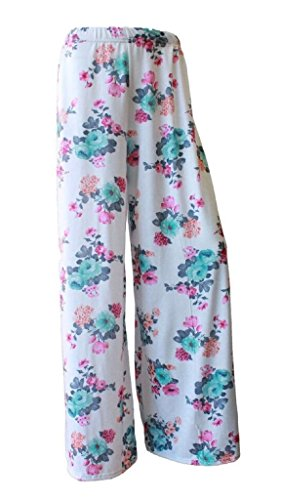 Boutique - Pantalón - relaxed - para mujer Floral White